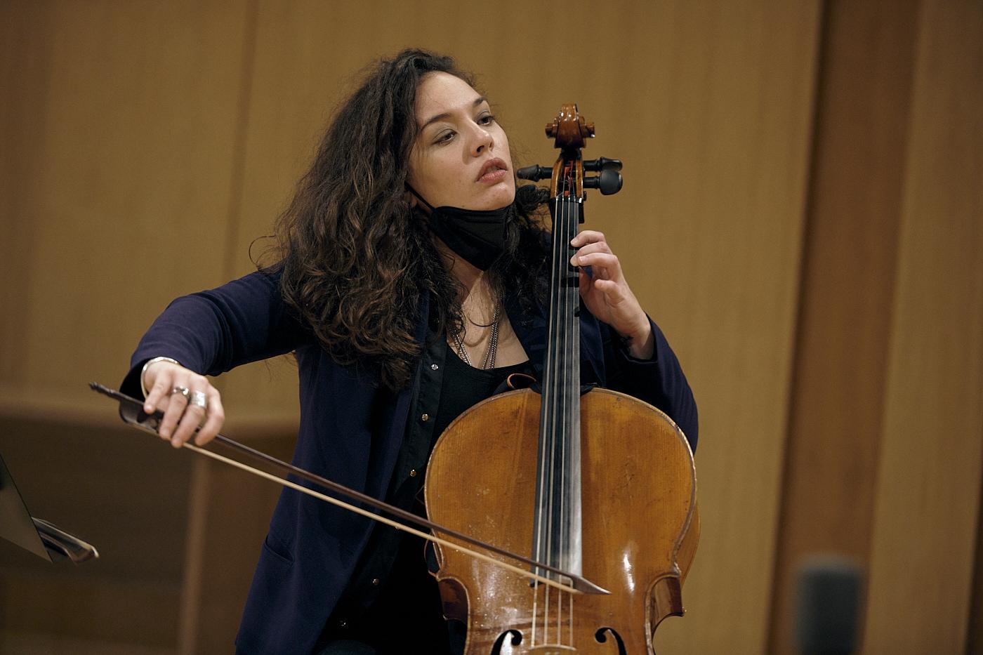 Entrevista Carmen María Elena González – Málaga Cello