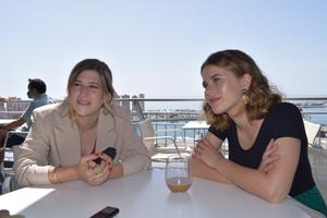 Entrevista Chavalas – Ángela Cervantes y Elisabet Casanovas